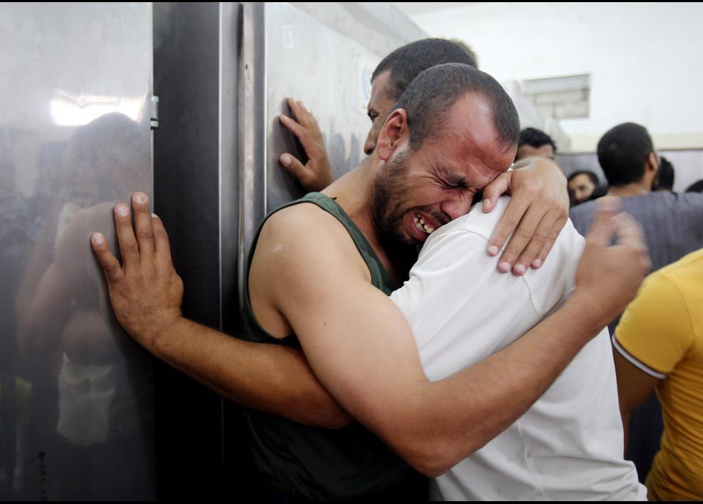 Gazze'de katliam sürüyor 24