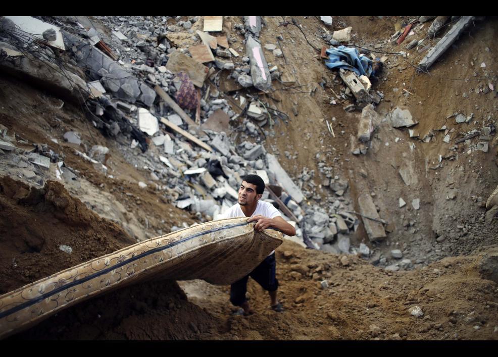 Gazze'de katliam sürüyor 25
