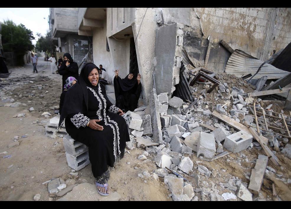 Gazze'de katliam sürüyor 26