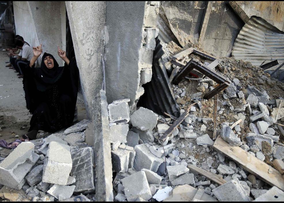 Gazze'de katliam sürüyor 27