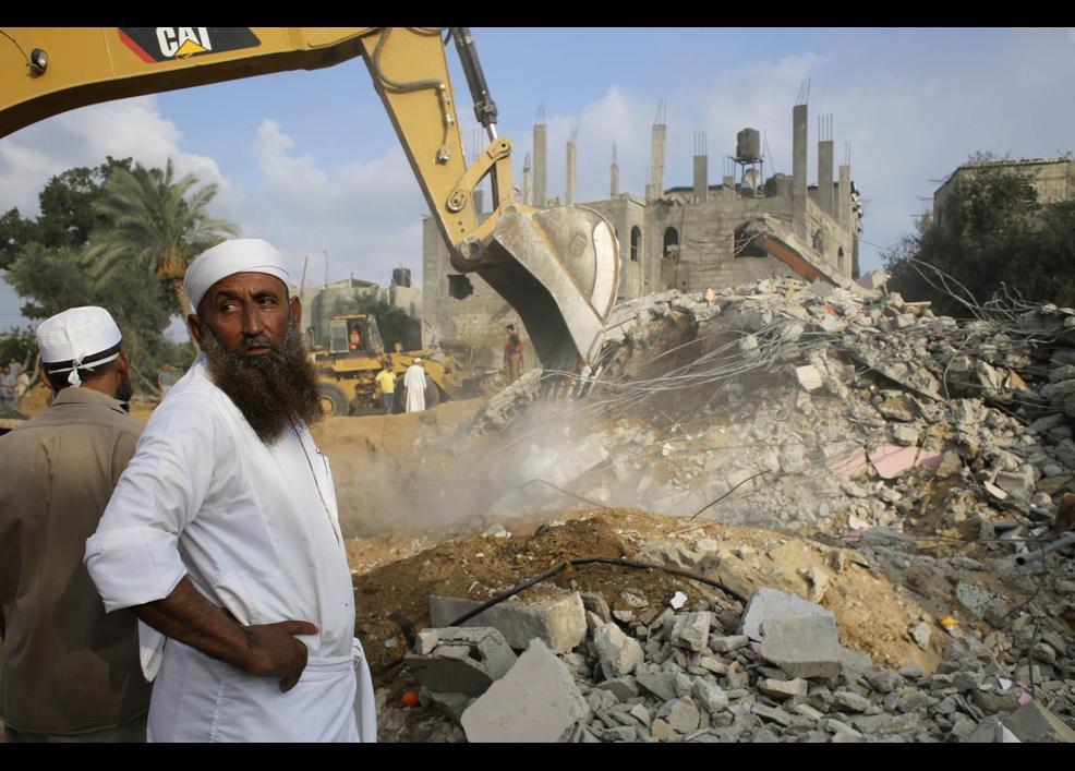 Gazze'de katliam sürüyor 28