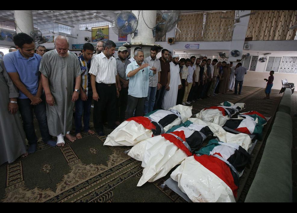 Gazze'de katliam sürüyor 3