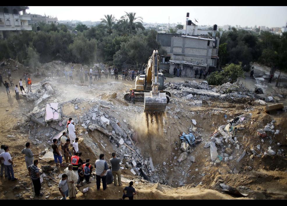 Gazze'de katliam sürüyor 30