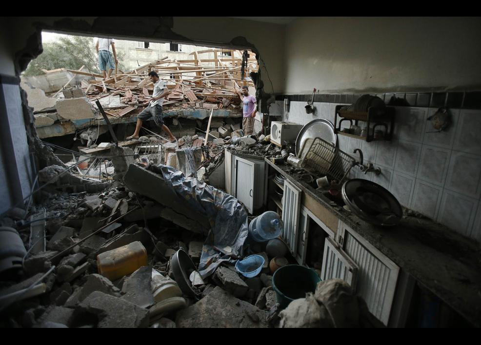 Gazze'de katliam sürüyor 31