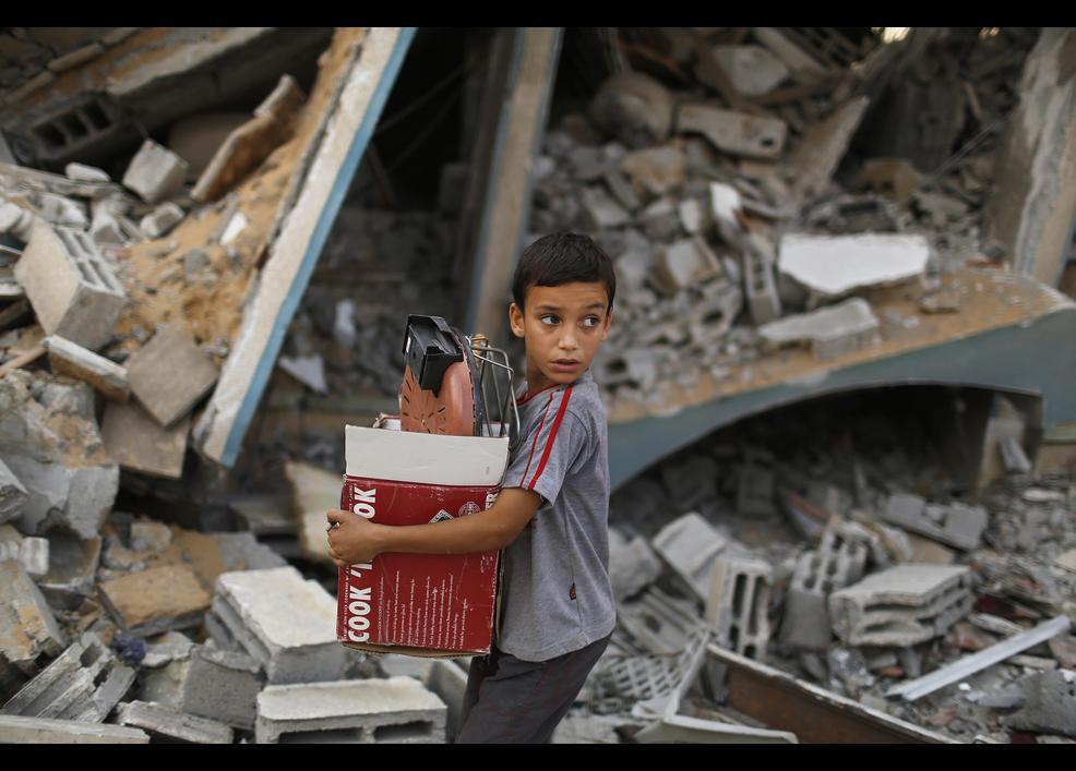 Gazze'de katliam sürüyor 32