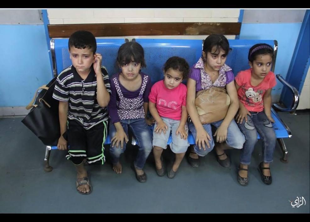 Gazze'de katliam sürüyor 37