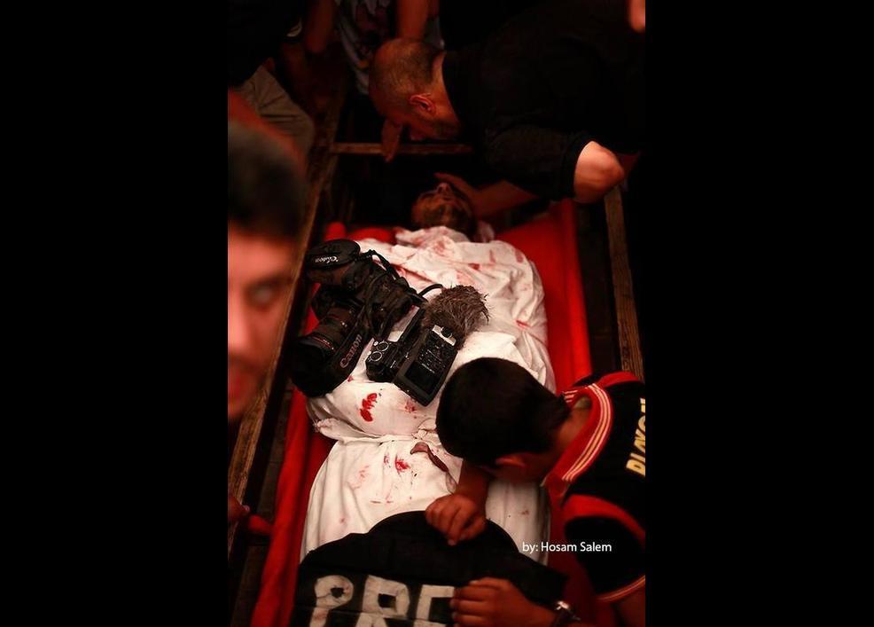 Gazze'de katliam sürüyor 38