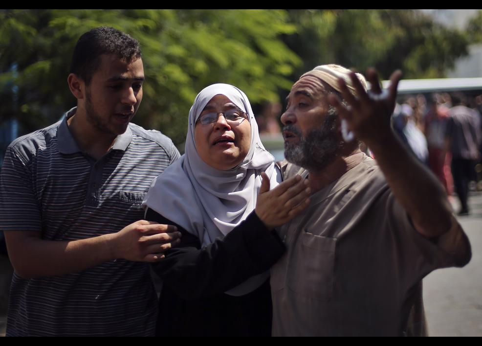 Gazze'de katliam sürüyor 4