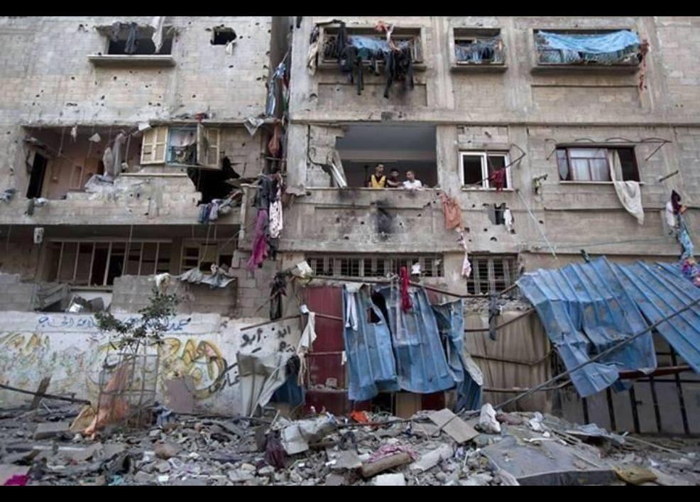 Gazze'de katliam sürüyor 40