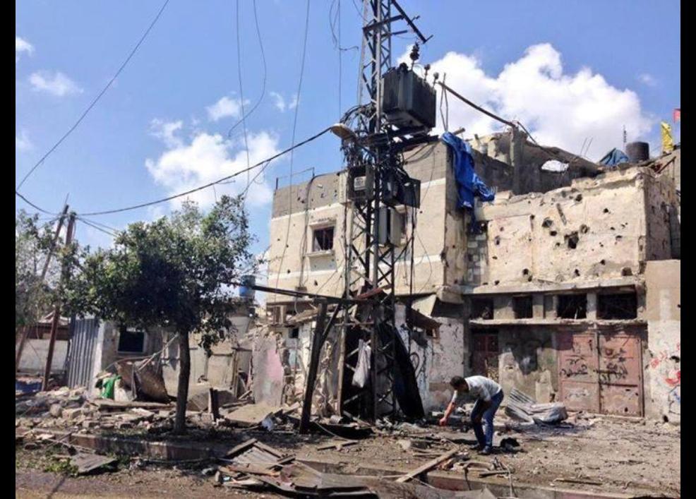 Gazze'de katliam sürüyor 41