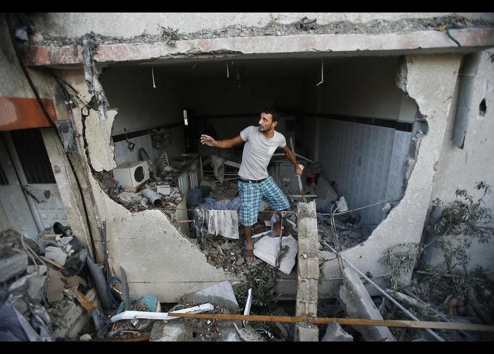 Gazze'de katliam sürüyor 44