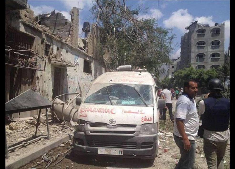 Gazze'de katliam sürüyor 45