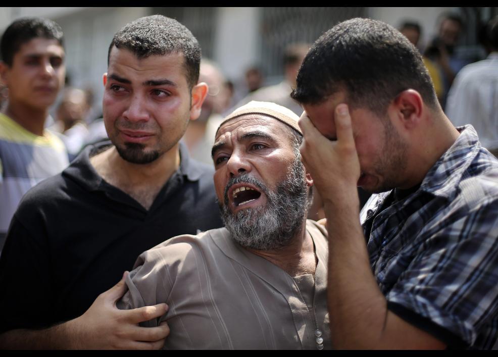 Gazze'de katliam sürüyor 6