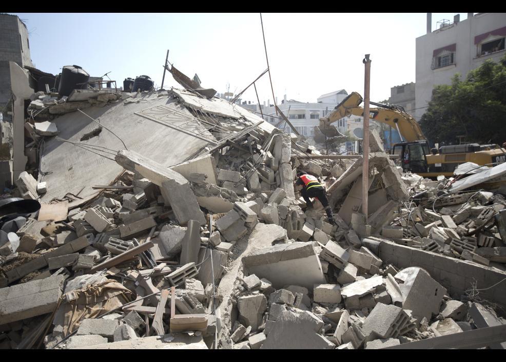 Gazze'de katliam sürüyor 7