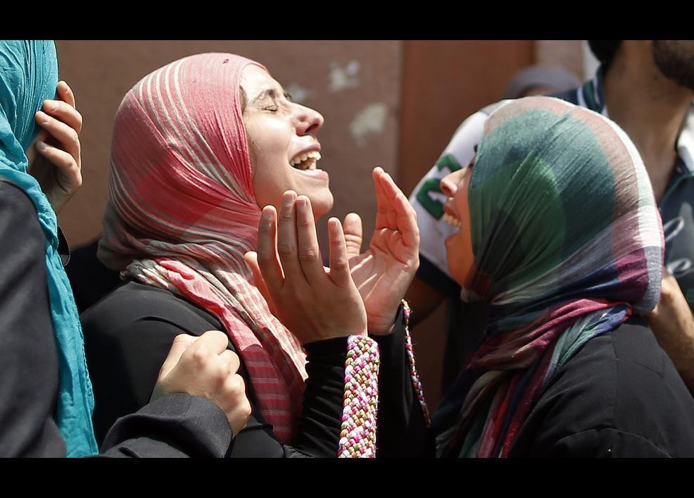 Gazze'de katliam sürüyor 8