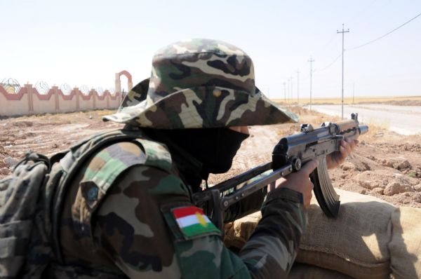 Peşmerge Şengal'e giren IŞİD üyelerine karşı taarruza geçti! 12