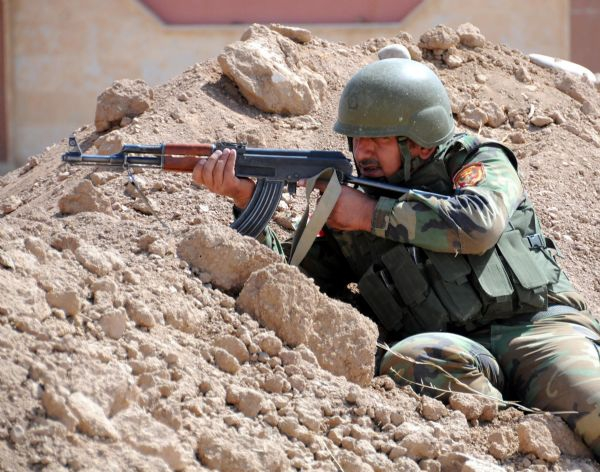 Peşmerge Şengal'e giren IŞİD üyelerine karşı taarruza geçti! 13