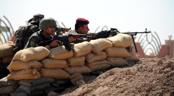 Peşmerge Şengal'e giren IŞİD üyelerine karşı taarruza geçti! 15