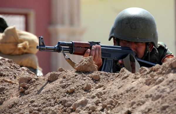 Peşmerge Şengal'e giren IŞİD üyelerine karşı taarruza geçti! 16