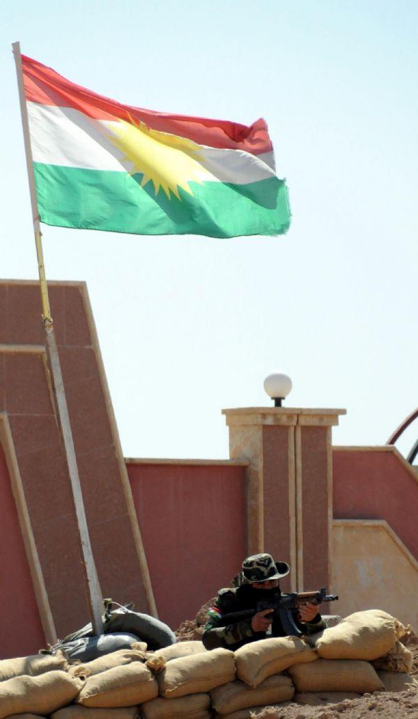 Peşmerge Şengal'e giren IŞİD üyelerine karşı taarruza geçti! 18