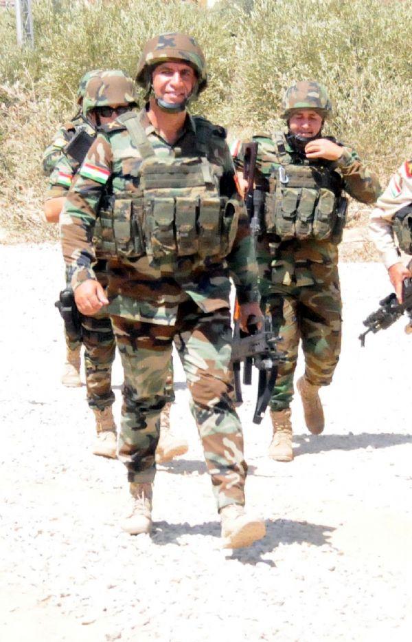Peşmerge Şengal'e giren IŞİD üyelerine karşı taarruza geçti! 3