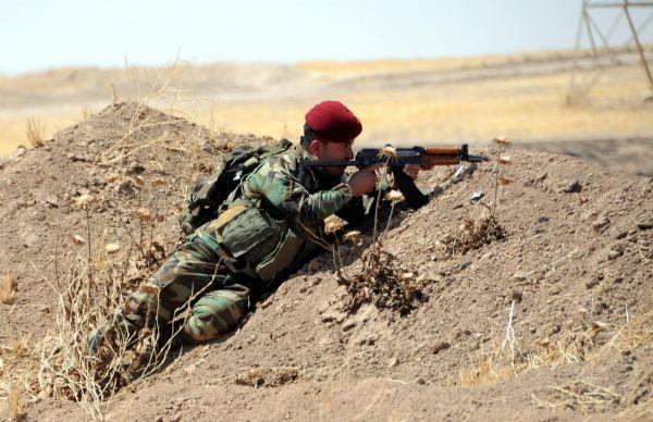Peşmerge Şengal'e giren IŞİD üyelerine karşı taarruza geçti! 4