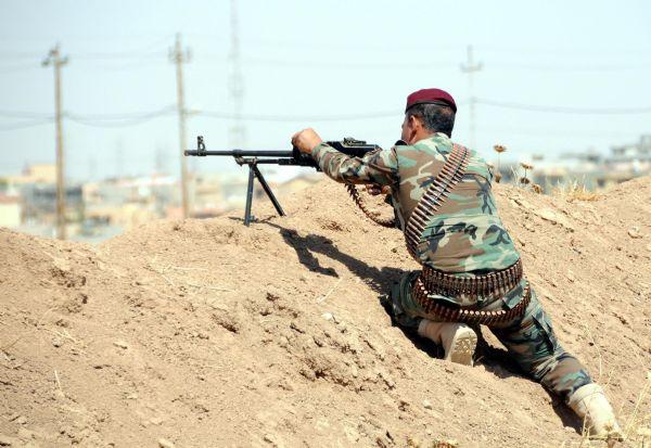 Peşmerge Şengal'e giren IŞİD üyelerine karşı taarruza geçti! 5