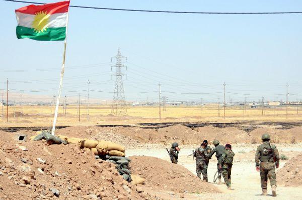 Peşmerge Şengal'e giren IŞİD üyelerine karşı taarruza geçti! 8
