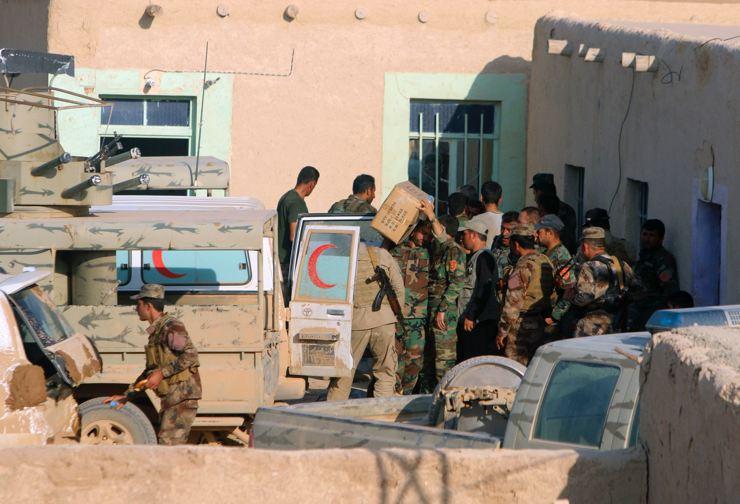 Êzidîler'in IŞİD Teröründen Kaçışı 17