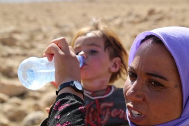 Êzidîler'in IŞİD Teröründen Kaçışı 32