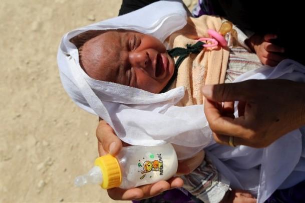 Êzidîler'in IŞİD Teröründen Kaçışı 36