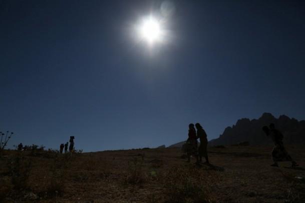 Êzidîler'in IŞİD Teröründen Kaçışı 38