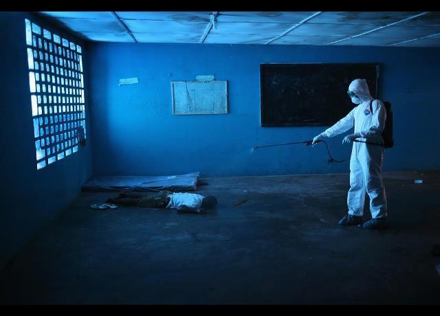 Ebola ile savaş 1