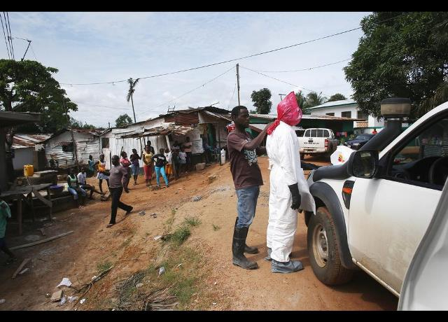 Ebola ile savaş 14