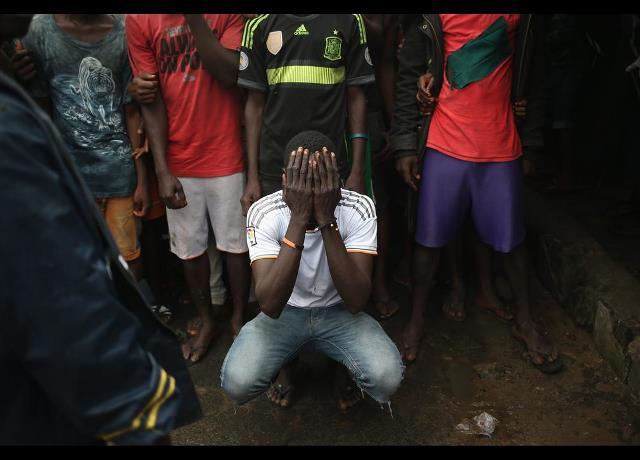 Ebola ile savaş 16