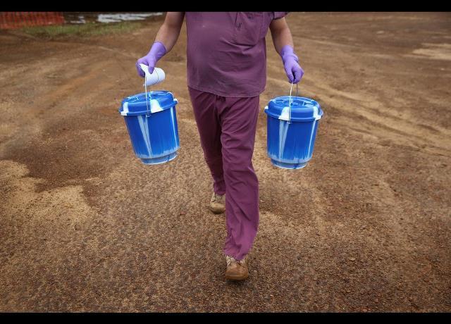 Ebola ile savaş 18