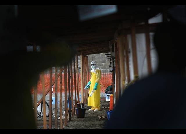 Ebola ile savaş 22