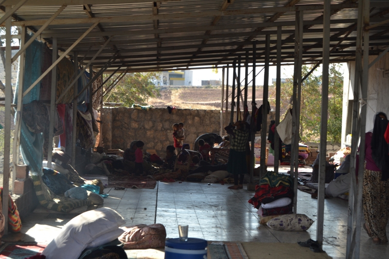 Şırnak'taki Ezidi Kampına Yardım 12