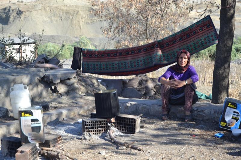 Şırnak'taki Ezidi Kampına Yardım 21