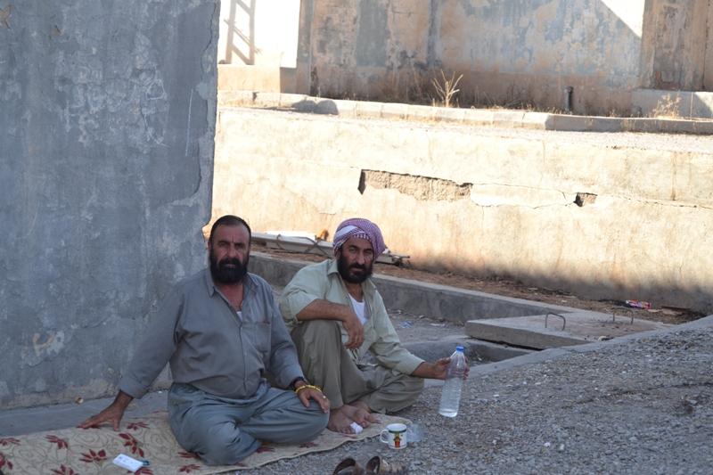 Şırnak'taki Ezidi Kampına Yardım 23