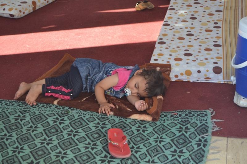 Şırnak'taki Ezidi Kampına Yardım 25