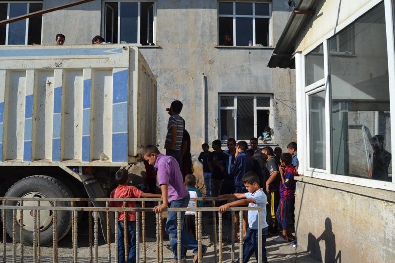 Şırnak'taki Ezidi Kampına Yardım 26
