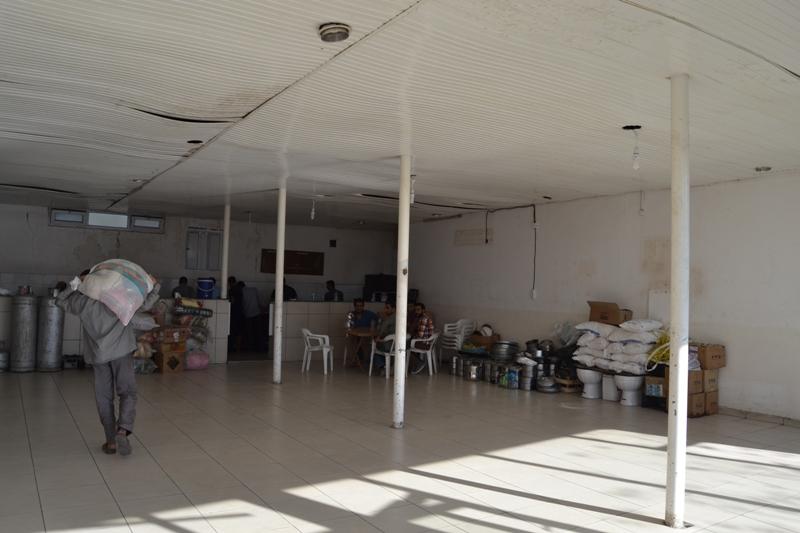 Şırnak'taki Ezidi Kampına Yardım 27