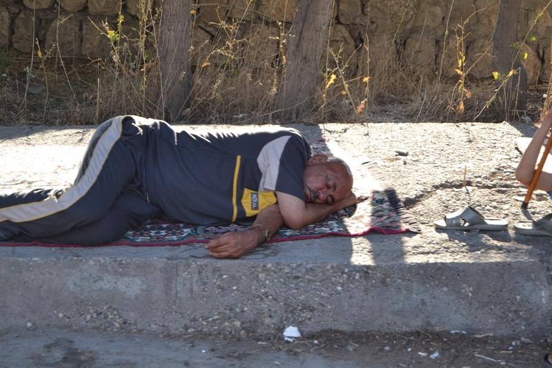 Şırnak'taki Ezidi Kampına Yardım 39