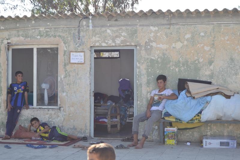 Şırnak'taki Ezidi Kampına Yardım 5