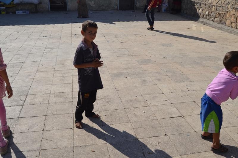 Şırnak'taki Ezidi Kampına Yardım 6