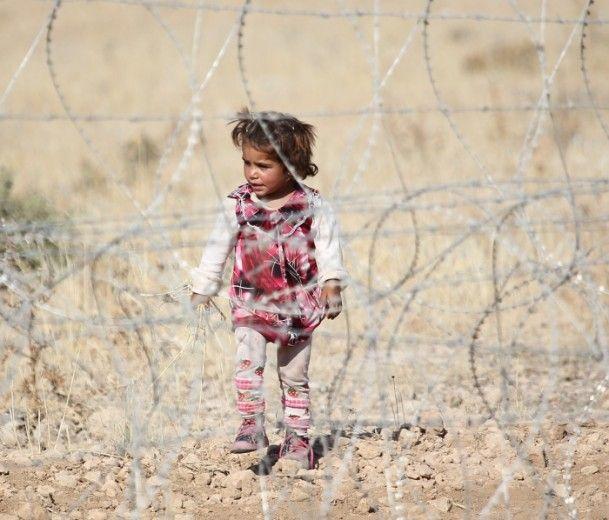 Rojava'dan Sınırlara İnsan Seli 18