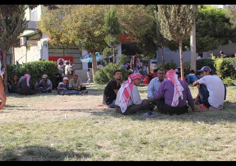 'Suruç Kobani oldu' 19