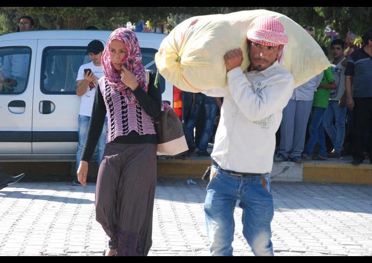 'Suruç Kobani oldu' 5