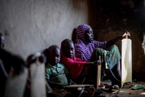 Nijerya'da Kur'an-ı Kerim Eğitimi 8